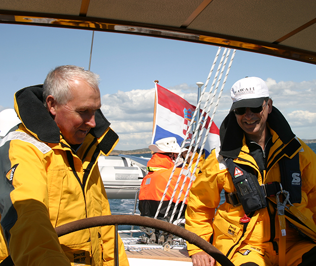 PYD - Skipper and Crew Supply   Professional Yacht Deliveries